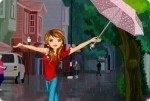 Bailando bajo la lluvia
