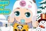 Bebé de invierno
