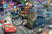 Buscaestrellas de Cars