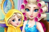 Cambio de Imagen de la madre Elsa