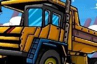 Carrera de camionetas
