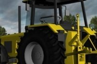 Carrera de tractores 2