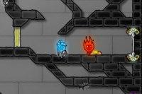 Chico de Fuego y Chica de Agua 3