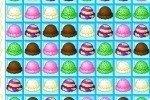 Combina las bolas de helado