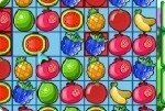 Combina las frutas