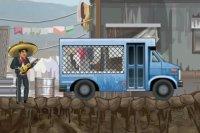 Conductor de Autobús de Prisioneros