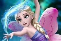 Cuento de hadas de Elsa