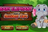 Cuida al bebé elefante