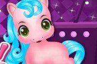 Cuida del baby pony