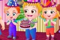 Cumpleaños de Baby Hazel