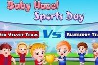 Día del deporte para Baby Hazel