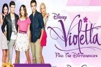 Diferencias con Violetta