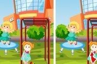 Diferencias de juegos de exterior