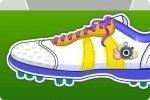 Diseña zapatillas de fútbol