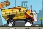 El camión oxidado