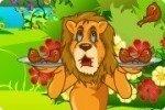 El león hambriento