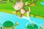 El mono saltarín