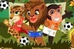 Fútbol de animales