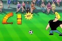 Fútbol Johnny Bravo