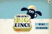Gran almuerzo de Shaun