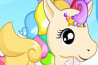 Hermoso Unicornio