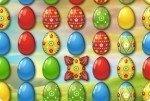 Huevos de Pascua deslizantes