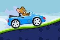 Jerry Car Stunt