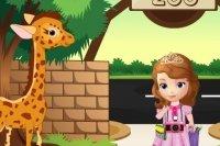 La Primera Aventura en el  Zoológico de Sofía