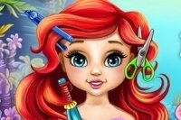 Los peinados de Baby Ariel