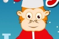 Mono de Navidad