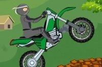 Moto con Ninja