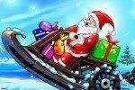 Moto de nieve Papá Noel 2