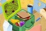Prepara la caja del almuerzo