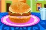 Prepara una hamburguesa