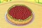 Prepara una tarta de cerezas