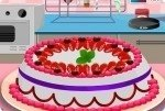 Prepara una tarta de fresas