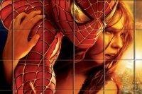 Puzle de baldosas Spiderman