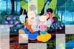 Puzzle de Mickey Mouse