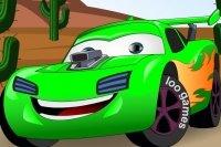 Renueva a McQueen en Cars 2