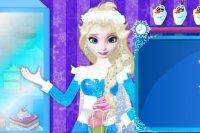 Tienda de Hielo de Elsa