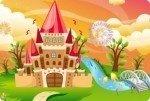 Un castillo de fantasía