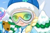 Viaje de Esquí de Baby Elsa