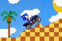 Viaje en Todoterreno de Sonic 2