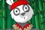 Viste al panda 2