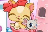 El gatito y las chuches